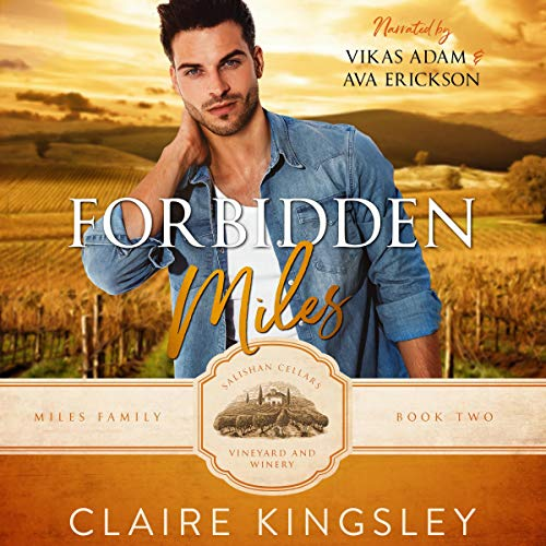 Forbidden Miles Audiobook